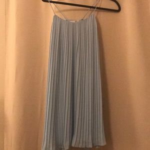 Missguided pleated dress